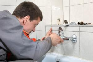 we repair bathroom and kitchen fixtures